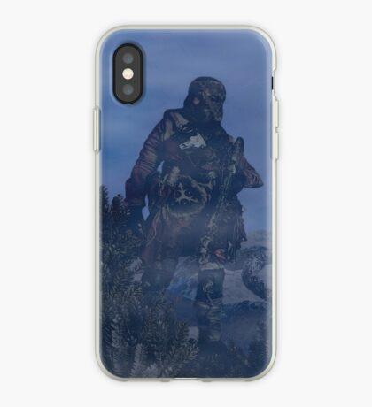 dark creatures in the night iPhone Case