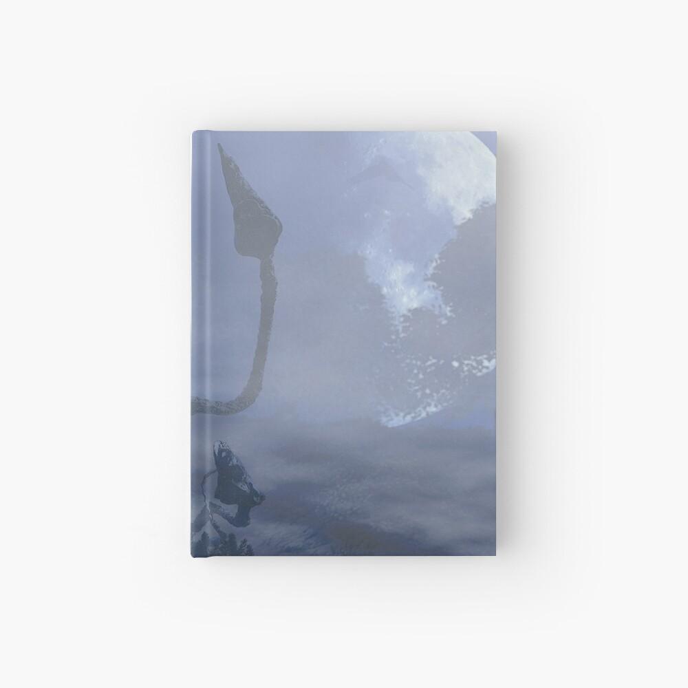 dark creatures in the night Hardcover Journal