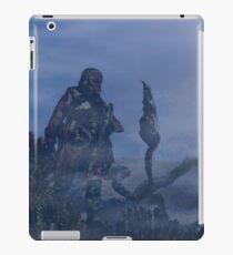 dark creatures in the night iPad Case/Skin