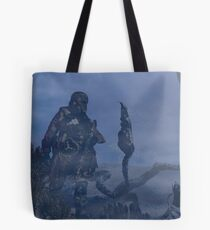 dark creatures in the night Tote Bag