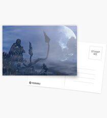 dark creatures in the night Postcards