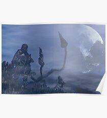 dark creatures in the night Poster