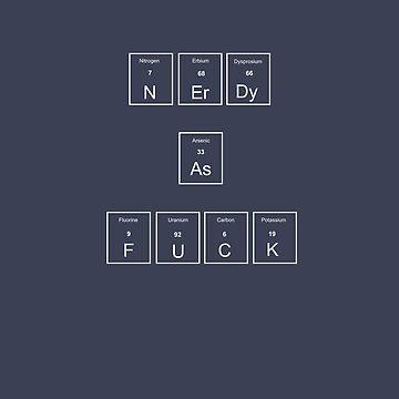 Nerdy As Fuck by leeseylee