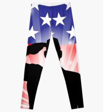 Veterans day Leggings