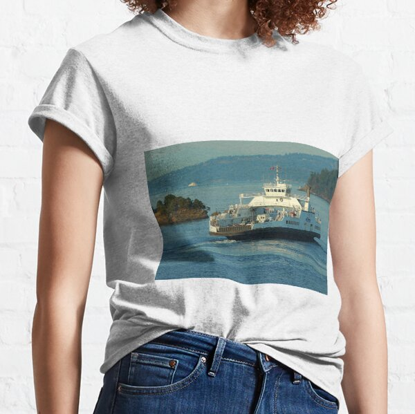 Outbound Ferry Classic T-Shirt