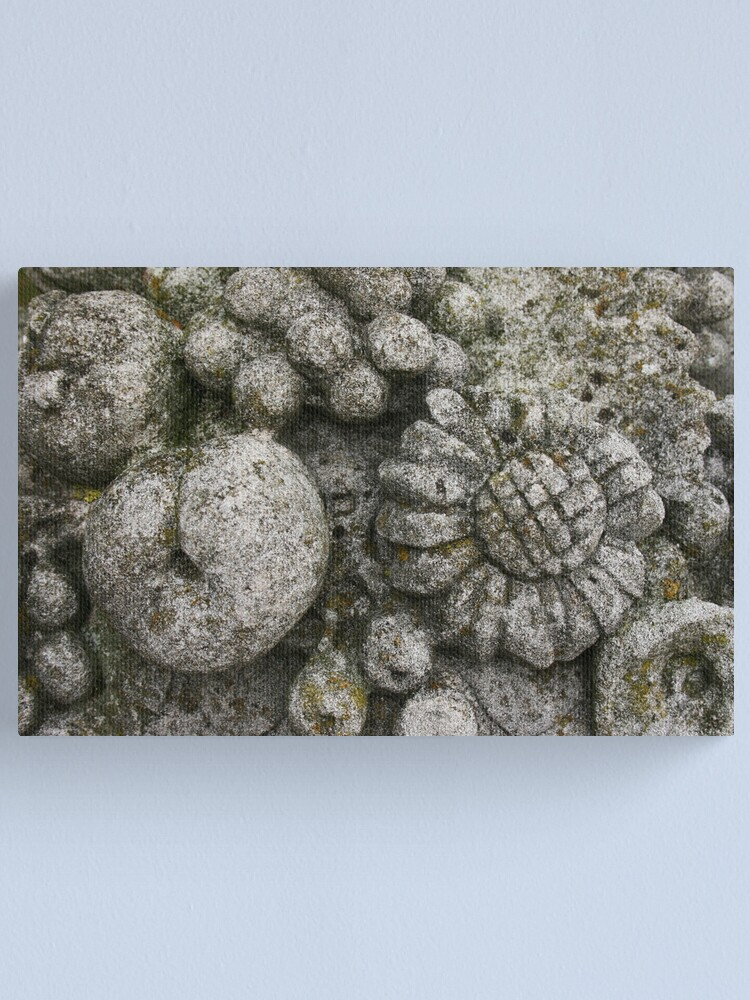 Alternate view of Stone Canvas Print