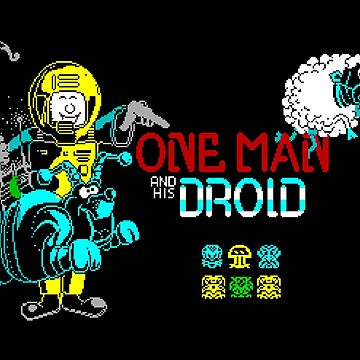 Gaming [ZX Spectrum] - One Man and His Droid by ccorkin
