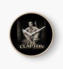 Eric Tears Clapton Legend Clock