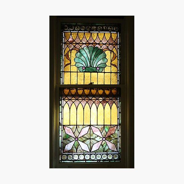Harlem Window Photographic Print