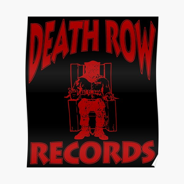 DEATHROWred Poster