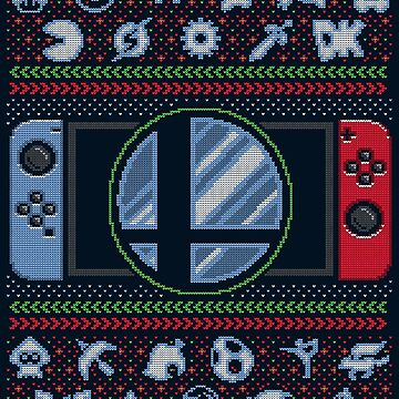 Super Smash Knit by Punksthetic