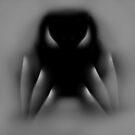 Spooky Smoky Halloween Eyes And Fingers by MoMoJaJa