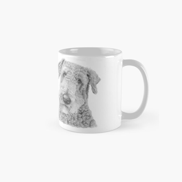 Airedale terrier Classic Mug