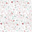 « Texture terrazzo ou granito » par MarieDricot