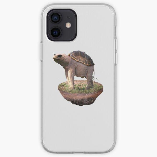 Tortue ou éléphant ? Coque souple iPhone
