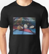 Eggbert really came out of his shell on the dancefloor T-Shirt