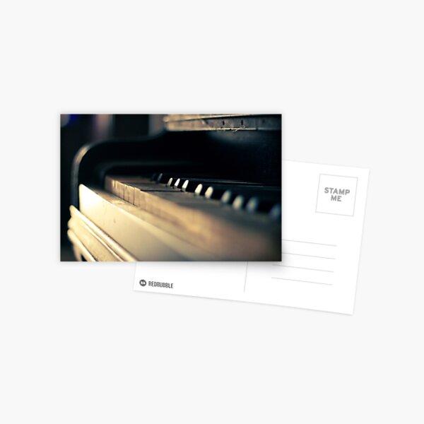 The piano #1 Postcard