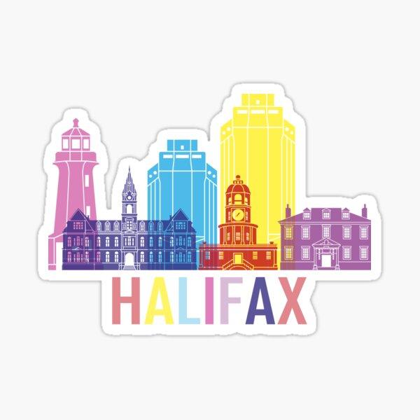 Halifax Nova Scotia City Sticker