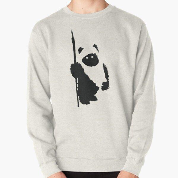 Ewok Silhouette Pullover Sweatshirt
