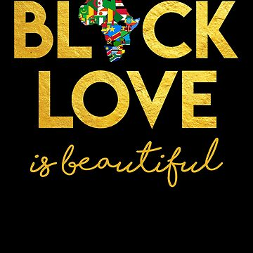 Black Love is Beautiful by MikeMcGreg