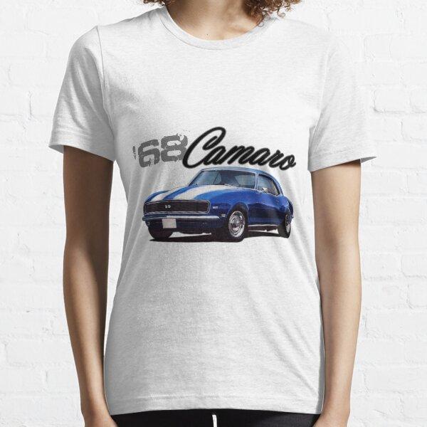 Chevy Chevrolet T-shirt moderne Camaro American Musclecar USA