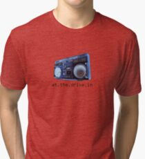 At The Drive-In Tri-blend T-Shirt