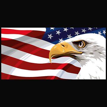 USA Eagle by anoym123