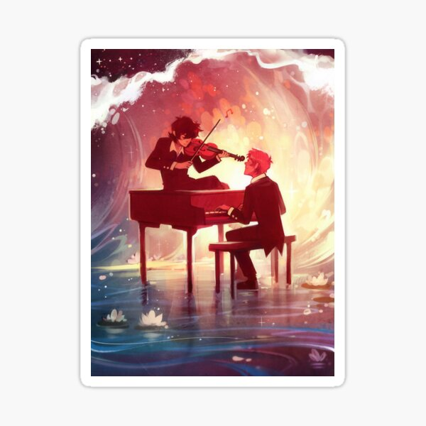 Symphony Sticker