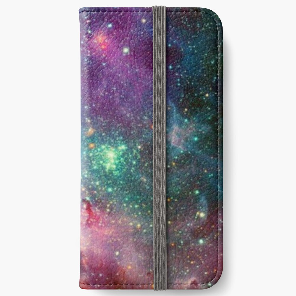 Galaxy iPhone Wallet