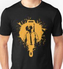Player Unknown Battlegrounds Pan Helmet Splatter Unisex T-Shirt