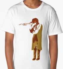Columbo - Just One More Thing Long T-Shirt
