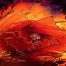 Let Sleeping Dragons Lie by Elentori
