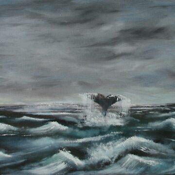 Big fin by HANDraw