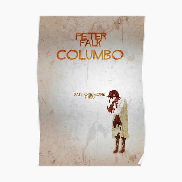 Columbo - Juste une chose de plus Poster