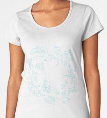 Night in the Woods Constellations Women's Premium T-Shirt