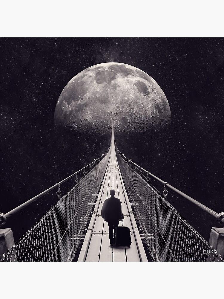 Space Trip by buko
