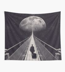 Space Trip Wall Tapestry
