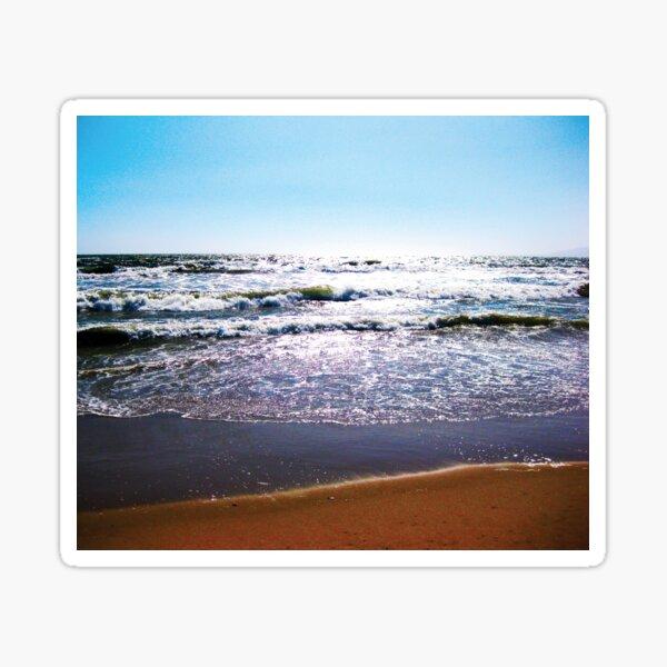 The Endless Ocean by Jerald Simon (Music Motivation - musicmotivation.com) Sticker