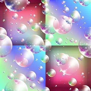 Bubble Tile 2 by MaatouSly