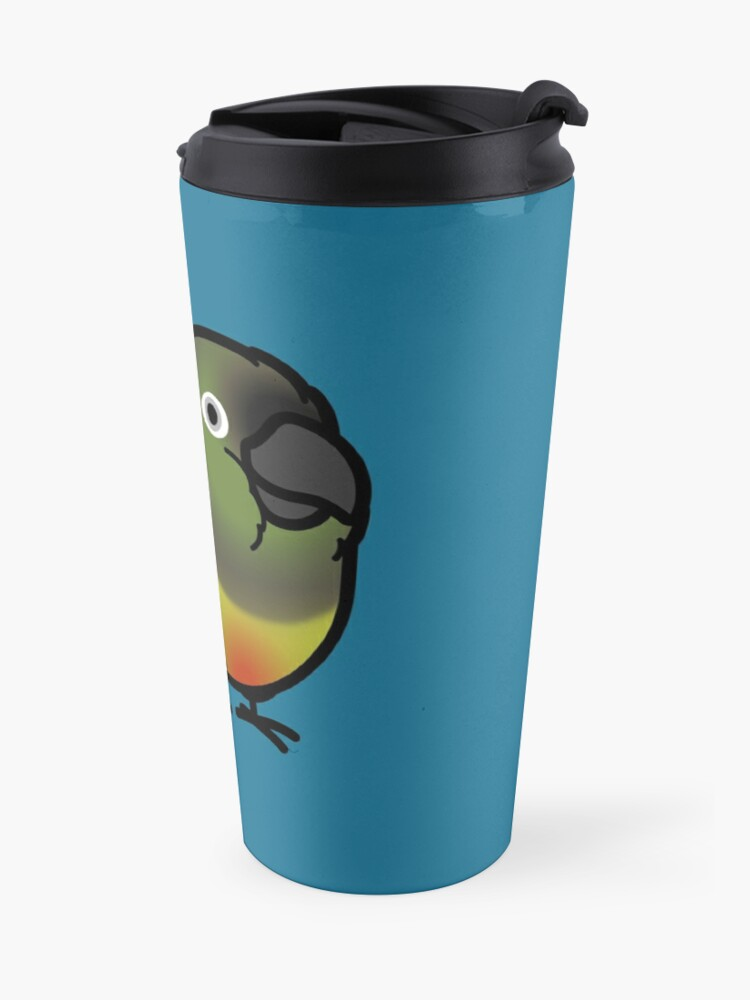 Alternate view of Patagonian Conure Travel Mug