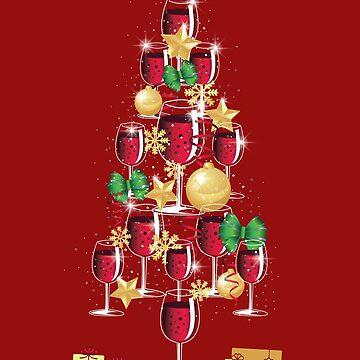 Wine Tree by soondoock