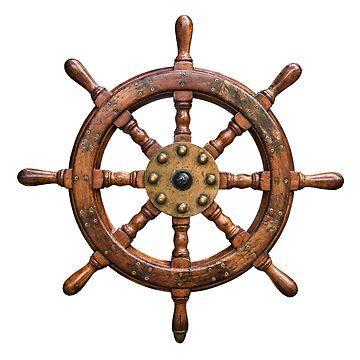 Marine steering wheel clock by helgema