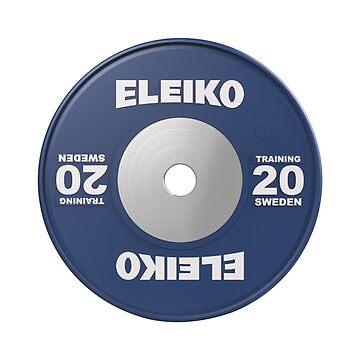 Weightlifting 20kg Plate by hadicazvysavaca