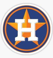 Houston Texas Baseball Team Champions 2018!  Sticker