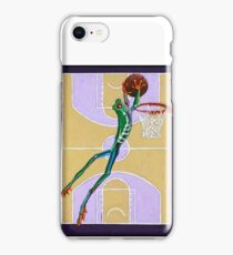 Slam Dunk iPhone Case/Skin