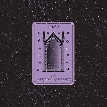Tarot Card - XVIII - The Moon by SydneyKoffler