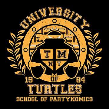 UT School of Partynomics by JRBERGER