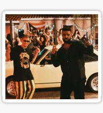 Bad Bunny x Drake - MIA Sticker