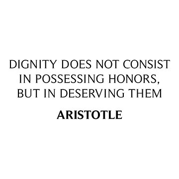 Aristotle's Quote #2 by widmore