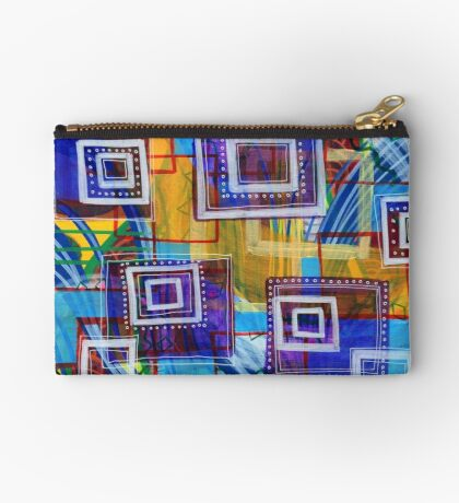 Windows to the Soul: Inner Power Painting Studio Pouch